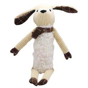 Buster & beau Buster & beau bottle bellied woolymals konijn
