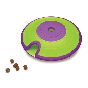 Nina ottosson Nina ottosson dog treat maze paars / lime
