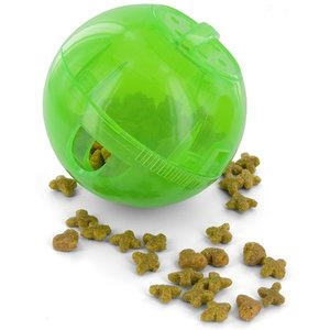 Petsafe Petsafe slimcat voerbal groen