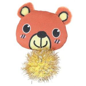 Zolux Zolux lovely teddybeer met pompom