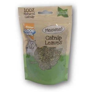 Good girl Meowee 100% natuurlijke catnip leaves
