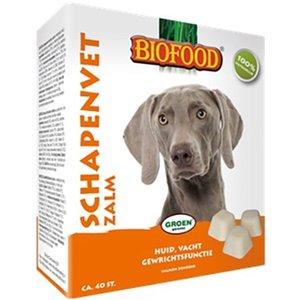 Biofood Biofood schapenvet maxi bonbons zalm