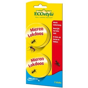 Ecostyle Ecostyle loxiran mierenlokdozen