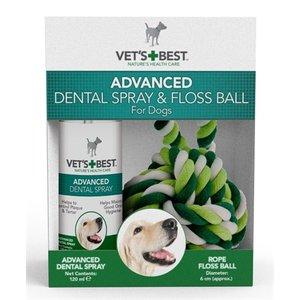 Vets best Vets best dental spray met floss kit