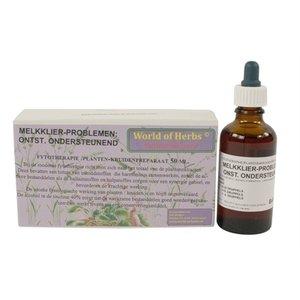 World of herbs World of herbs fytotherapie melkklier-problemen