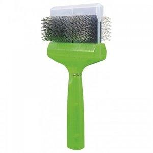 Activet Activet borstel mega pro zacht groen