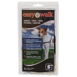 Premier Premier easy walk anti-trek tuig zwart