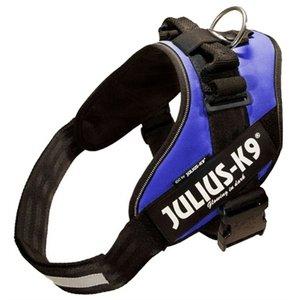 Julius k9 Julius k9 power-harnas/tuig voor labels blauw
