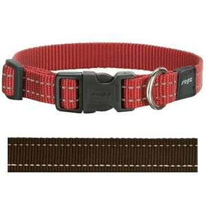 Rogz for dogs Rogz for dogs snake halsband choco