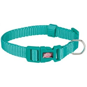 Trixie Trixie premium halsband hond oceaan blauw