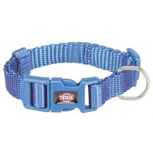 Trixie Trixie halsband hond premium royal blauw