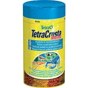 Tetra Tetra crusta menu