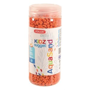 Zolux Zolux aquasand kidz nugget grind oranje