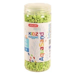 Zolux Zolux aquasand kidz nugget grind groen