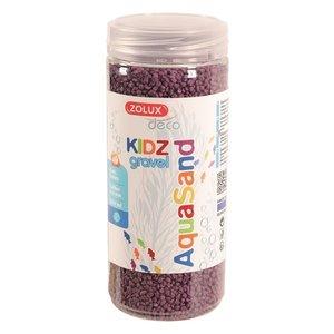 Zolux Zolux aquasand kidz nugget grind paars