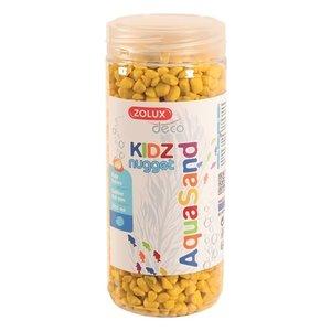 Zolux Zolux aquasand kidz nugget grind geel