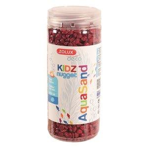 Zolux Zolux aquasand kidz nugget grind rood