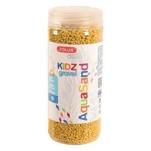 Zolux Zolux aquasand kidz gravel grind geel