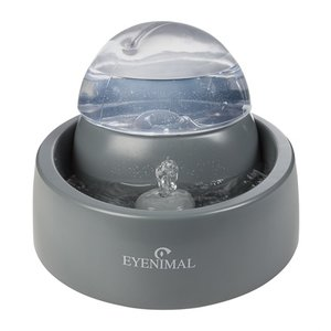 Numaxes Eyenimal waterfontein grijs