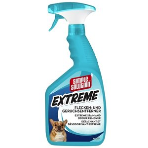 Simple solution Simple solution stain & odour vlekverwijderaar extreme