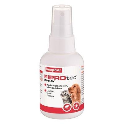 Beaphar Beaphar fiprotec spray hond / kat