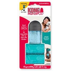 Kong Kong handipod clean navulling
