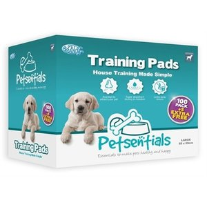 Petsentials Petsentials puppy training pads