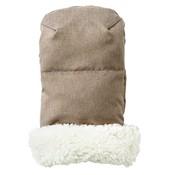Airbuggy Airbuggy handwarmer earth sand beige