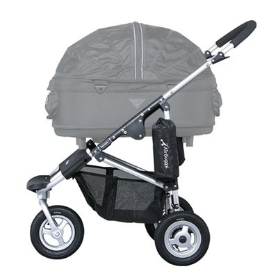 Airbuggy Airbuggy frame dome2 set zilver