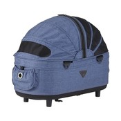 Airbuggy Airbuggy reismand hondenbuggy dome2 m cot earth blauw
