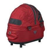 Airbuggy Airbuggy reismand hondenbuggy dome2 sm cot tango rood