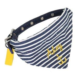 Joules Joules halsband hond coastal nautical met halsdoek