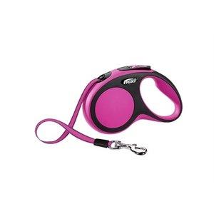 Flexi Flexi rollijn new comfort tape roze