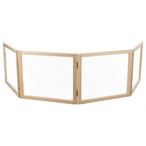 Trixie Trixie indoor ren 4 panelen hout