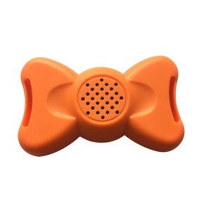BOB 801X Anti-blaf halsband in vlindervorm