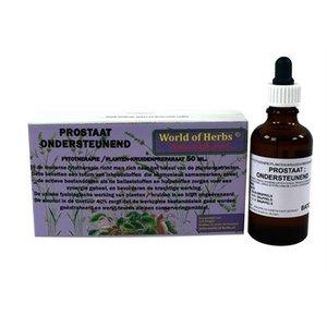 World of herbs World of herbs fytotherapie prostaat