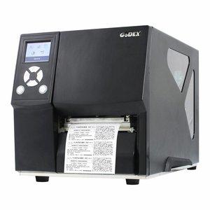 Godex ZX430i industiële labelprinter met touchscreen