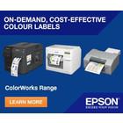 Epson kleuren labelprinters