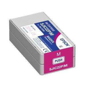 Epson Epson TM-C3500 inktcartridges magenta | Businesslabels