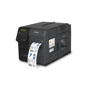 Epson Colorworks TM-C7500(G) industriële inkjet label printer