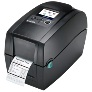 Godex Godex 2 inch RT-230i 300DPI barcodeprinter met display