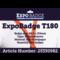 Diamondlabels ExpoBadge T180 bezoekersbadge voor events - voor Epson ColorWorks C3500