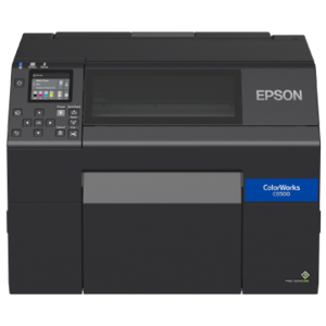 Epson Epson ColorWorks CW-C6500Ae inkjet labelprinter 8 inch breed