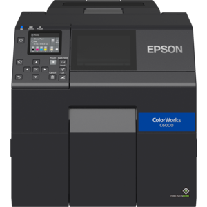 Epson Epson ColorWorks CW-C6000Ae inkjet labelprinter 4 inch breed