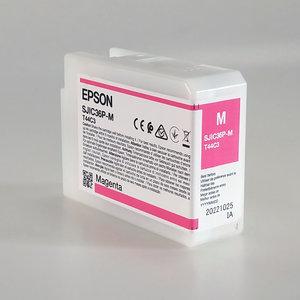 Epson inkt cartridge Magenta voor de Epson ColorWorks CW-C6000 series (C6000 & C6500) - Magenta