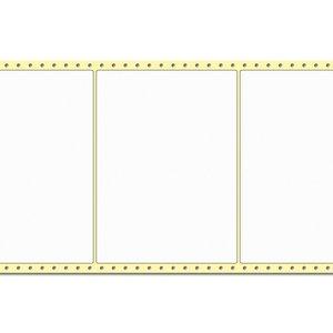 Diamondlabels DIA050 Papier 210x148mm Fan-fold 1000 per rol prijs per 1 rollen
