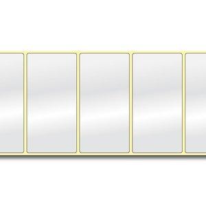 Epson 102x51 mm BOPP High Gloss Die-Cut label Epson C7500 C33S045702