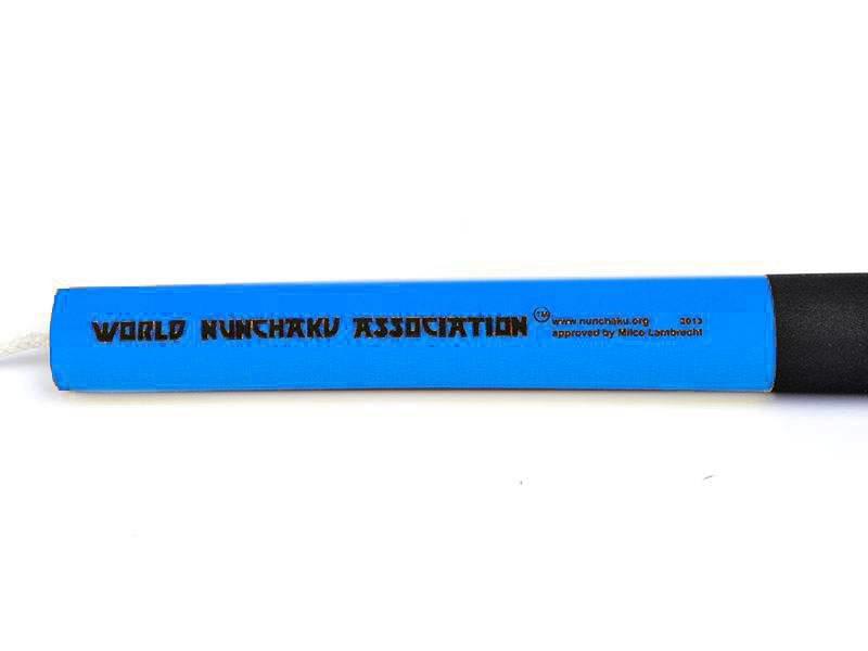 Nunchaku Senior Professional Blue