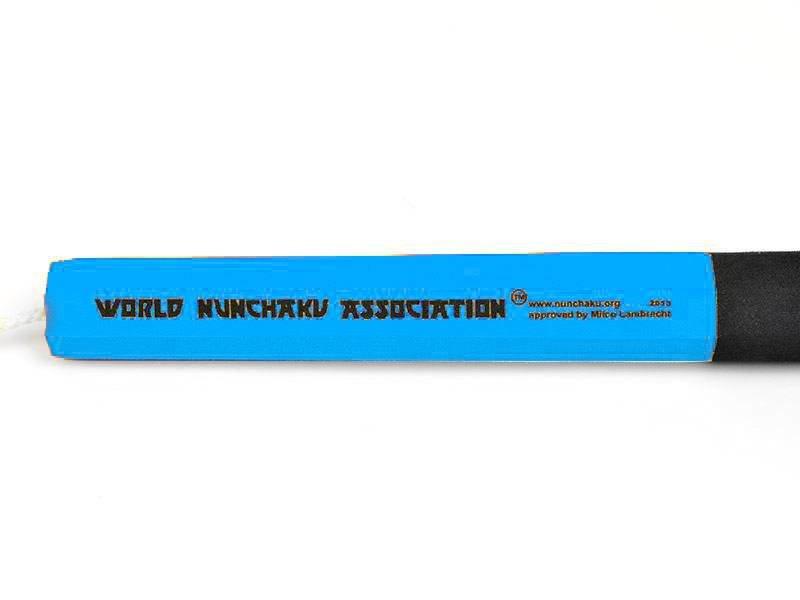 Nunchaku Senior Traditional Blue