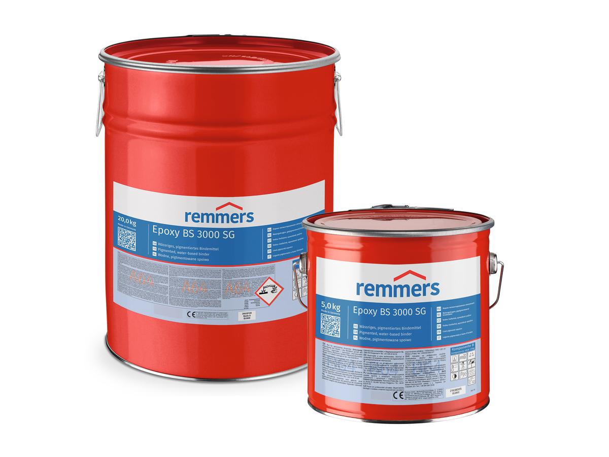 Remmers Epoxy BS 3000 SG Speciale Kleuren